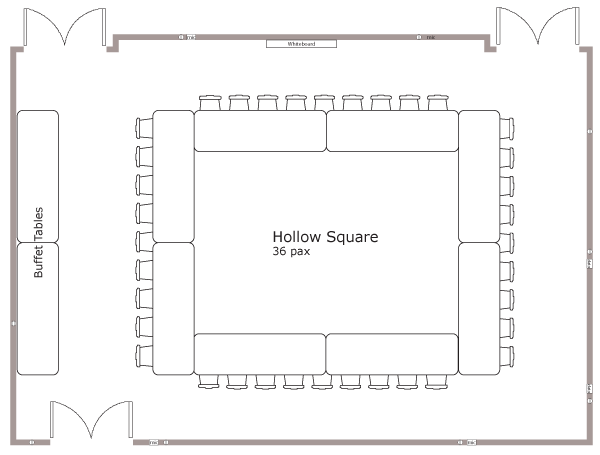 Hollow Square