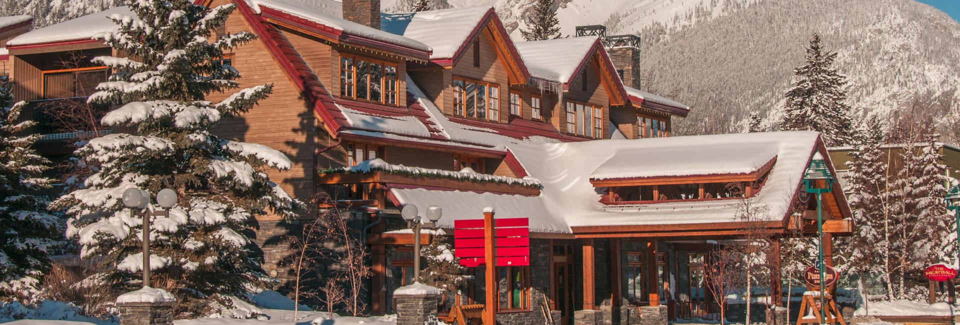 Banff Banff Ptarmigan Inn