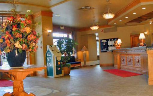 Ptarmigan Inn Lobby