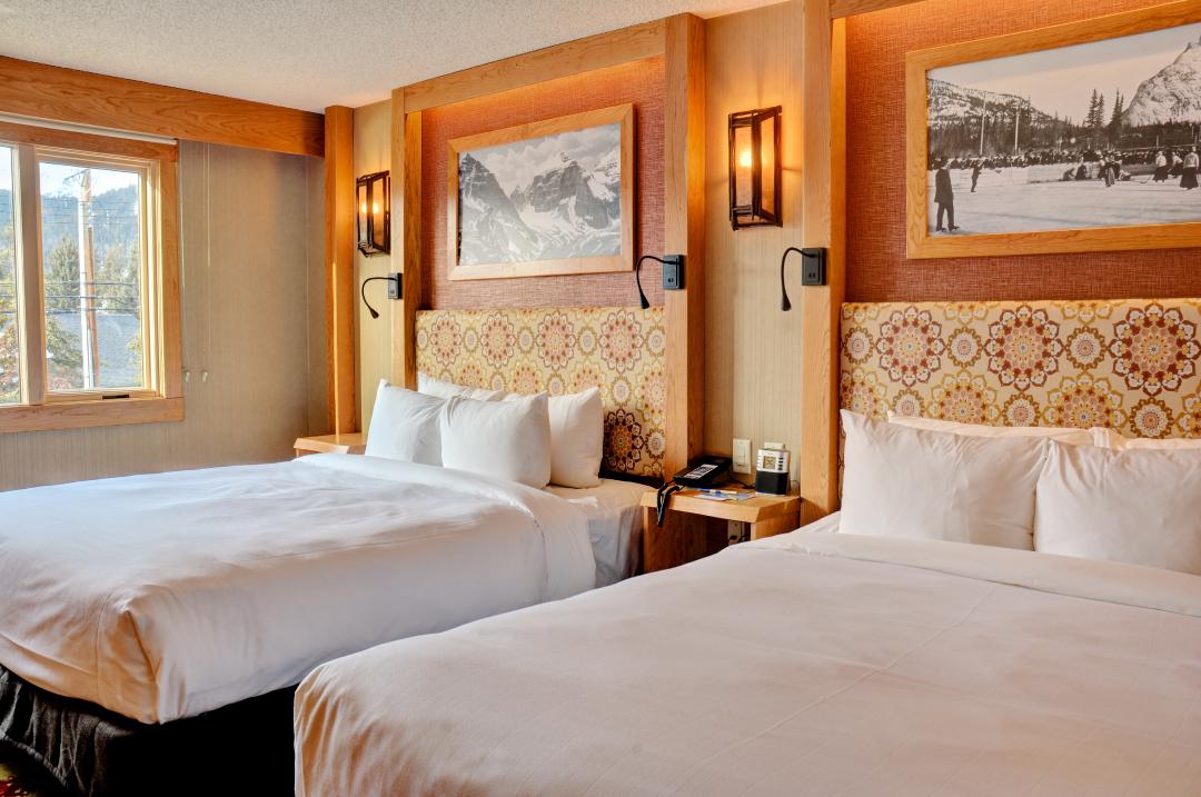 Superior Hotel Rooms