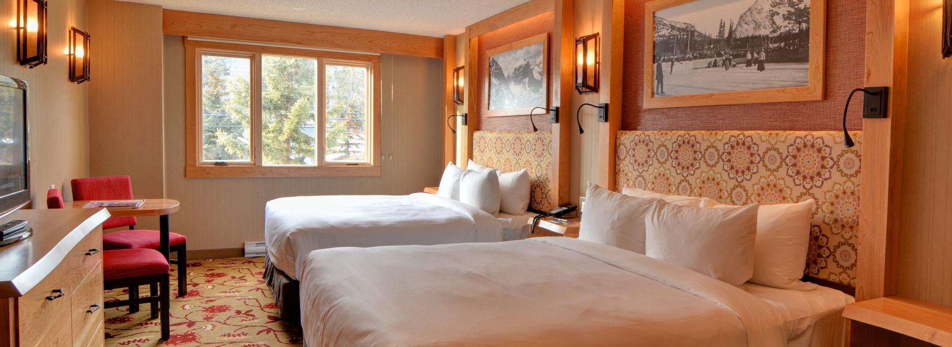 Banff Ptarmigan Inn Rooms