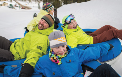 Snow Tubing Package