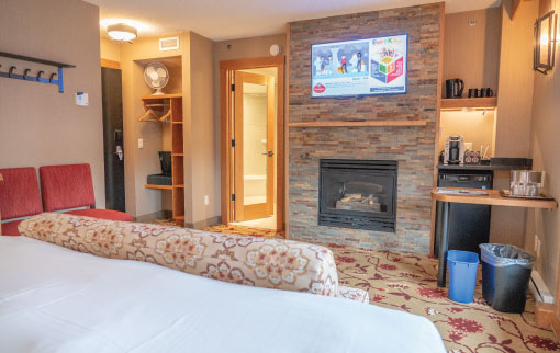 Mountain View King Suite